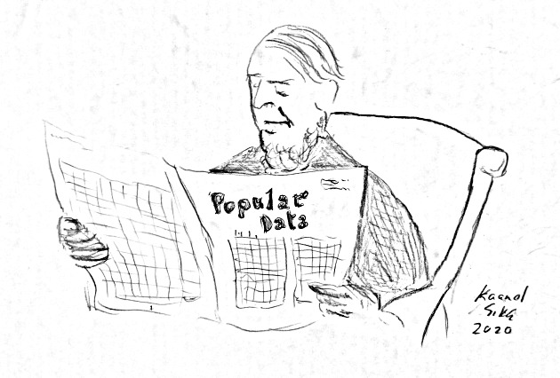 Popular data